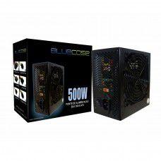 FONTE ATX 500W C/CABO BLU500-E - BLUECASE