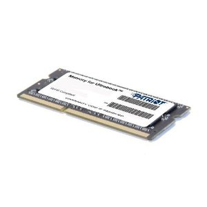 MEMORIA RAM NOTEBOOK DDR3L 1600MHZ 4GB PSD34G1600L81S - PATRIOT