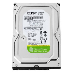 DISCO RIGIDO 500GB SATA II 16MB CACHE 5400RPM WD5000AVCS (REMAN) - WESTERN DIGITAL
