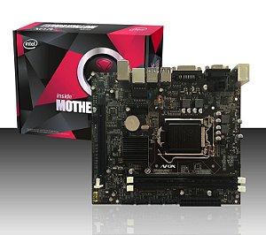 PLACA MAE 1151 H110-MA4-V2 DDR3 - AFOX