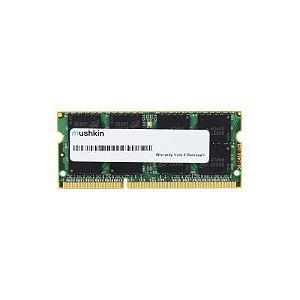 MEMORIA RAM P/ NOTEBOOK DDR3L 1600MHZ 4GB  - MUSHKIN