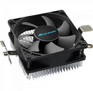 COOLER PARA CPU UNIVERSAL 80MM CLR102 - FORTREK