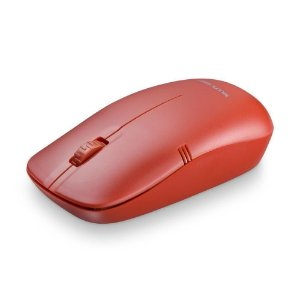 MOUSE WIRELESS VERMELHO MO289 - MULTILASER