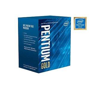 PROCESSADOR INTEL PENTIUM GOLD G5420 QUAD CORE 3.8GHZ BX80684G5420 4MB LGA 1151