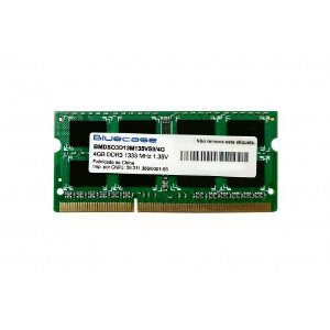MEMORIA RAM NOTEBOOK DDR3 1333MHZ 4GB BMGSO3D13M135VH9/4G - BLUECASE