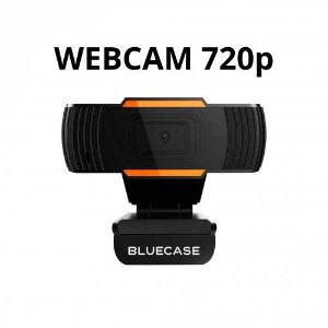 WEBCAM 720P HD BWEB1080P-01 USB/MIC - BLUECASE