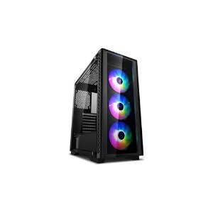 GABINETE GAMER MATTREXX 50 ADD-RGB 3F - DEEP COOL