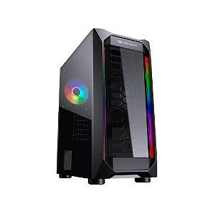 GABINETE GAMER MX410-T VIDRO A-RGB PRETO 385VM60-0003 - COUGAR
