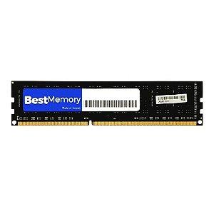 MEMORIA RAM DDR4 2400MHZ 8GB BT-D4-8G-2400V PRETA - BEST MEMORY