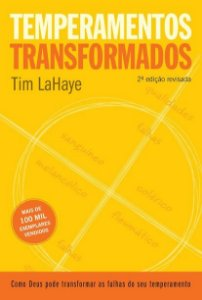 Livro Temperamentos Transformados by Tim LaHaye