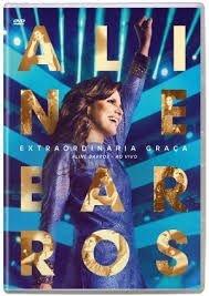 DVD Extraordinária Graça - Ao Vivo - Aline Barros