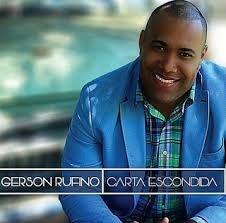 Cd Gerson Rufino Carta Escondida Bônus play-back