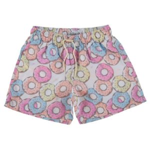 Short Tactel Rosquinhas