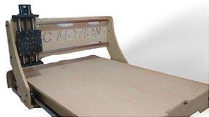 Kit Frame Fresadora em Mdf 800x600
