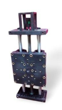 Kit 2 mesas lineares de 300mm e 150mm livre + suporte para tupia