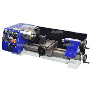 Micro Torno Hobby 140x250mm 150W Ref: MR-31