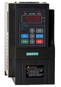 Inversor de Frequência 2.2Kw  (3CV), 220VAC, 0-600HZ
