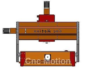 Fresadora Cnc Fireproof 1200