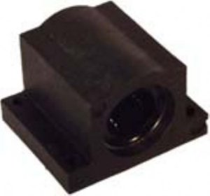 Pillow Block  20mm em nylon