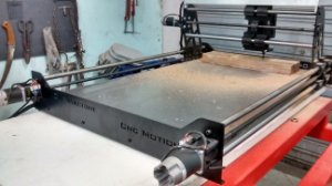 Router Cnc One Machine 1000