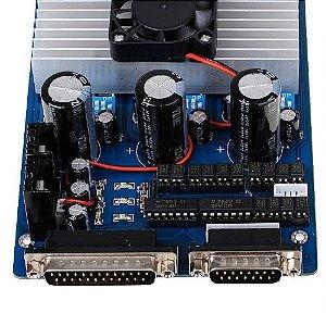 Placa Controladora Para 3 Eixos TB6560