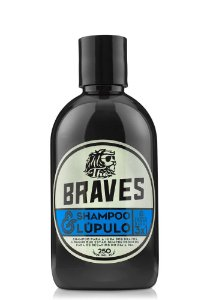 Shampoo & Lúpulo para barba, cabelo e corpo - 250ml