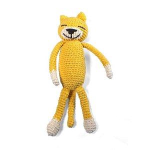 Boneco de tricó - Gato