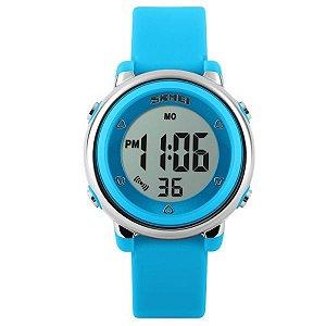Relógio Infantil Skmei Digital 1151 PK - Shecom 83bd27be54d9a
