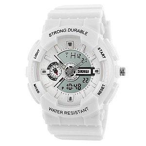 Relógio Infantil Skmei Anadigi 1052 BR