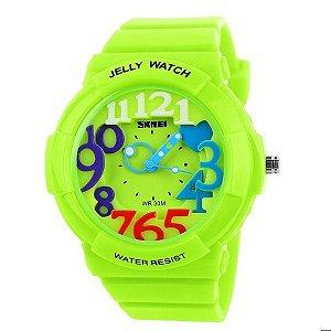 1476e5fab Relógio Infantil Skmei Analógico 1042 VD