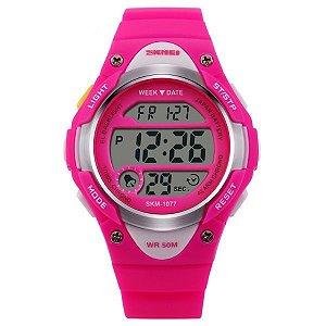 e37a2a5bf06 Relógio Infantil Skmei Digital 1077 RS