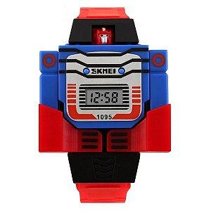 97b3c7e10 Relógio Infantil Skmei Digital 1095 VM