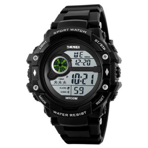1f9b58d764e Relógio Masculino Skmei Digital 1280 - Preto