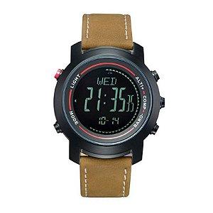 Relógio Masculino Spovan Digital MG01 Preto