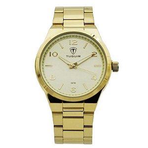 Relógio Feminino Tuguir Analógico 5440G - Dourado