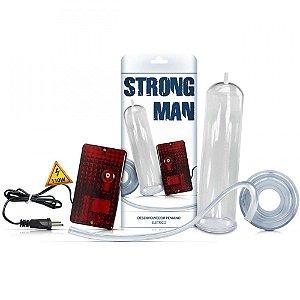 Desenvolvedor Peniano Strong Man Elétrico 110V - 3510