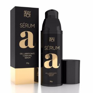 Gel Lubrificante Sérum A 30 ml - CO338