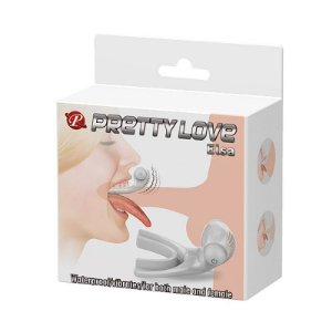 Pretty Love Elsa -Vibrador de Língua Magic Lih - 5800