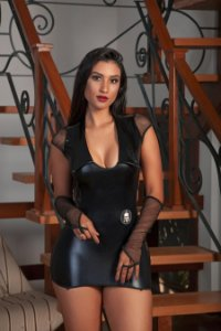 Fantasia Oficial do Bope com Vestido - 02192