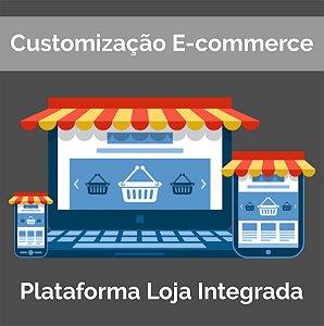 Customização E-Commerce Loja Integrada