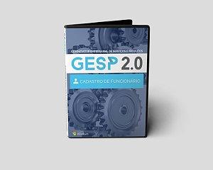Gesp 2.0 - Controle de Funcionário