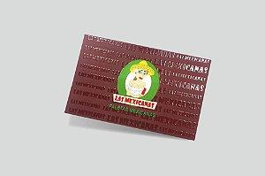 Cartão de Visita - Couchê 250g - Verniz Local - Colorido Frente