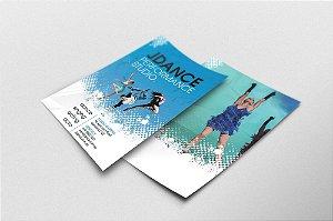 Folhetos 20x14cm - Couchê 115g - Colorido Frente e Verso
