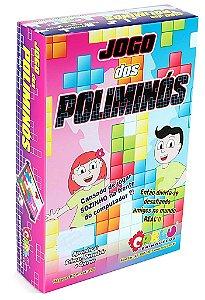 Poliminós com 184 peças  Jogo educativo e pedagógico - Marca Carlu - RR002015