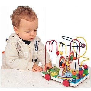 Brinquedo Aramado Borboleta Pedagógico - Carlu
