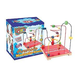 Aramado Montanha Russa -  Brinquedo Pedagógico e Educativo - RR002089