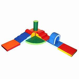 Centro de Atividades Cantão - Brinquedo Espumado