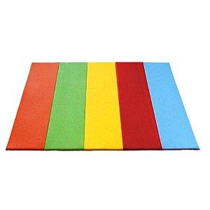 Tapete Rainbow  1,40 x 1,40 Ref : E736