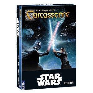 Carcassonne Star Wars (jogo de tabuleiro)  - RR001003