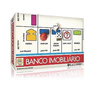 Banco Imobiliário Versão Clássica Anos 80